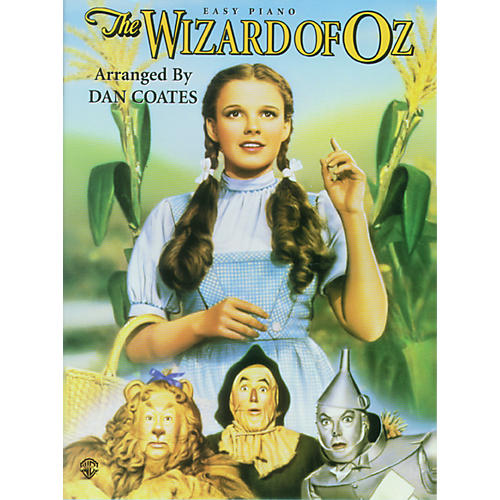 Alfred The Wizard of Oz for Easy Piano Book-thumbnail