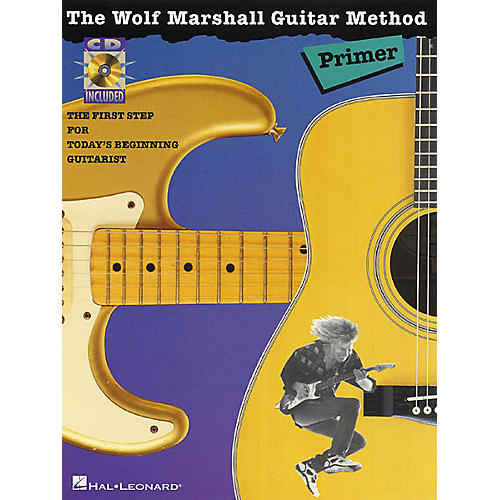 Hal Leonard The Wolf Marshall Guitar Method Primer (Book/CD)