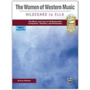 BELWIN The Women of Western Music: Hildegard to Ella Book & Enhanced CD Grades 5 & up