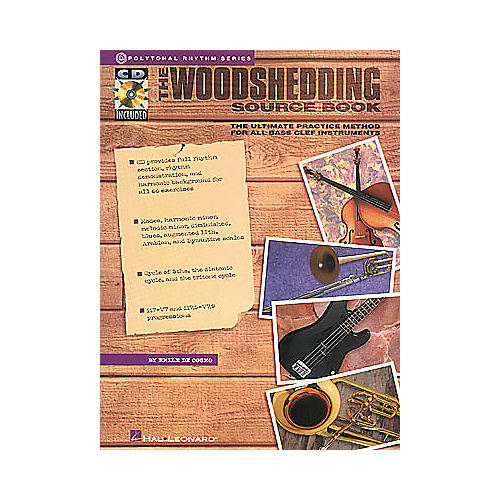 Hal Leonard The Woodshedding Source Book