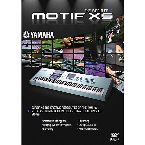 Keyfax The World of Motif XS DVD Series DVD Written by Athan Billias