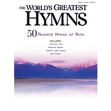 Shawnee Press The World's Greatest Hymns (50 Favorite Hymns of Faith) Shawnee Press Series Softcover