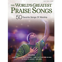 Shawnee Press The World's Greatest Praise Songs (50 Favorite Songs of Worship) Shawnee Press Series Softcover