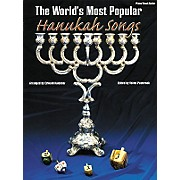 Tara Publications The World's Most Popular Hanukah Songs Piano, Vocal, Guitar Songbook