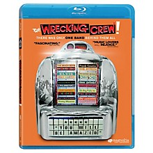 Magnolia Home Entertainment The Wrecking Crew! (Blu-Ray Disc) Magnolia Films Series DVD Performed by Hal Blaine