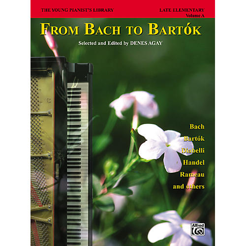 Alfred The Young Pianist's Library From Bach to Bartok Book 1A-thumbnail