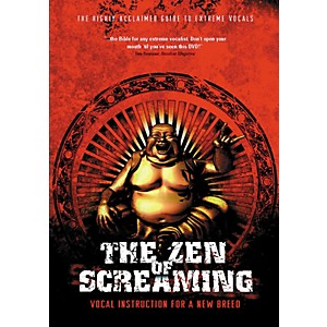 Alfred The Zen Of Screaming Dvd/Cd by Alfred