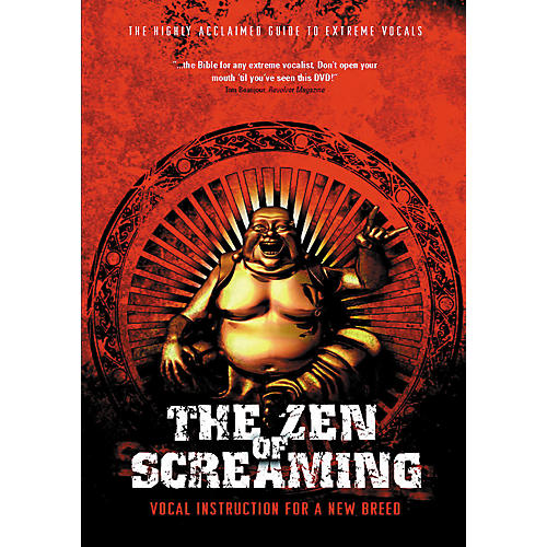 Alfred The Zen Of Screaming Dvd/Cd-thumbnail