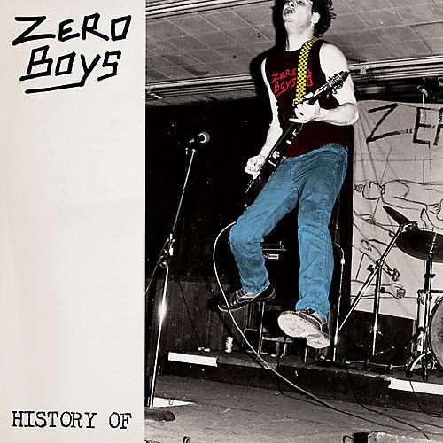 Alliance The Zero Boys - History of