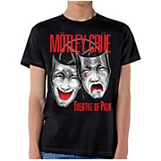 Motley Crue Theatre of Pain Cry T-Shirt