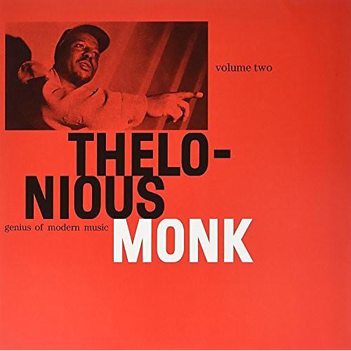 Alliance Thelonious Monk - Genius Of Modern Music Vol 2
