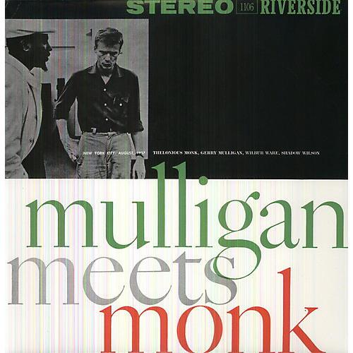 Alliance Thelonious Monk - Mulligan Meets Monk