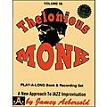 Jamey Aebersold Thelonious Monk Play-Along Book and CD thumbnail