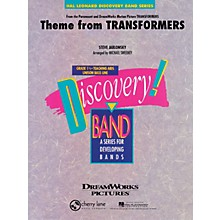 Cherry Lane Theme from Transformers Concert Band Level 1.5 Arranged by Michael Sweeney