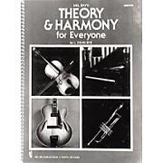 Mel Bay Theory & Harmony for Everyone