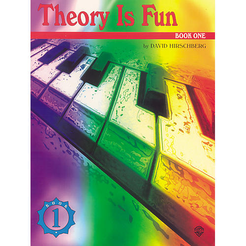 Alfred Theory Is Fun Book 1-thumbnail
