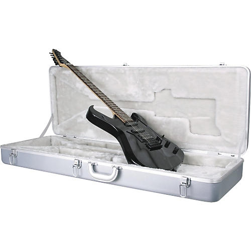 Axl Thermo Plastic Case for Clutch/Wavepoint Electric Guitar Silver