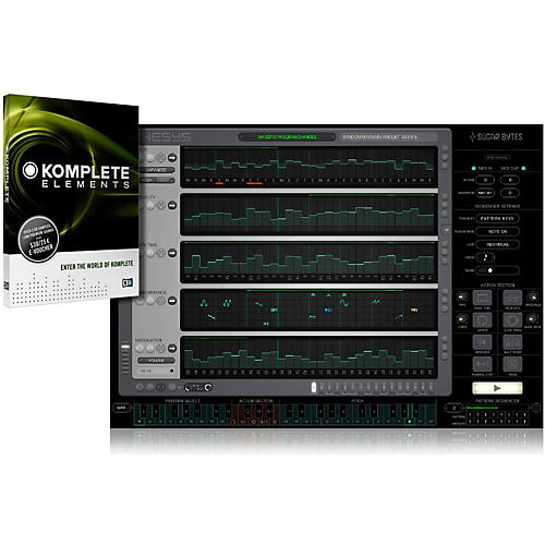 SUGAR BYTES Thesys with Komplete Elements Bundle