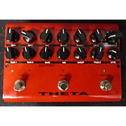 Isp Technologies Theta Guitar Preamp Pedal Effect Pedal