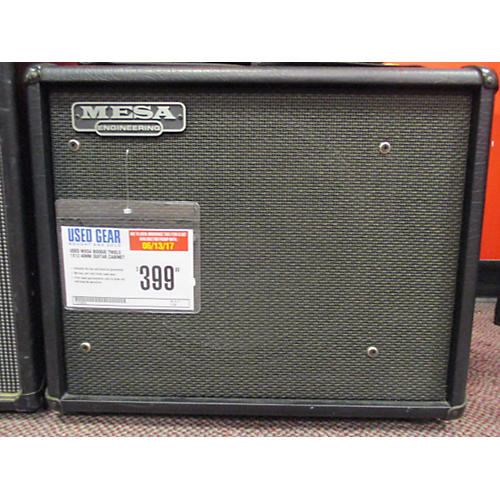 Used Mesa Boogie Thiele 1x12 4Ohm Guitar Cabinet | Guitar Center