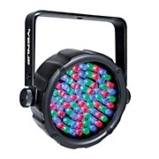 ThinPar38 10mm LED Lightweight Par Light Black