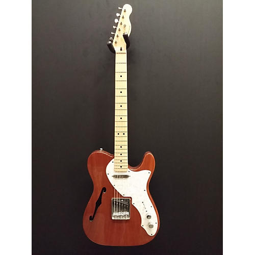 Squier Thinline Telecaster Hollow Body Electric Guitar-thumbnail
