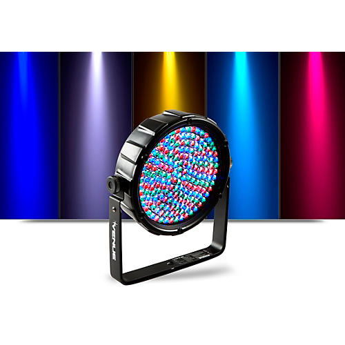 Venue Thinpar64 10 mm LED Lightweight Par Light