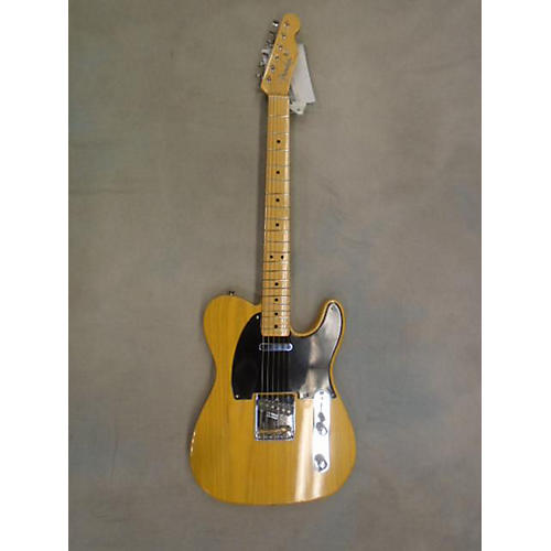 Fender Thinskin '52 Reissue Telecaster Solid Body Electric Guitar-thumbnail