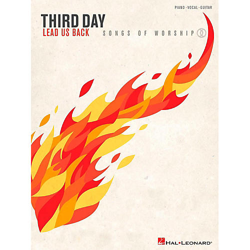 Hal Leonard Third Day - Lead Us Back: Songs Of Worship