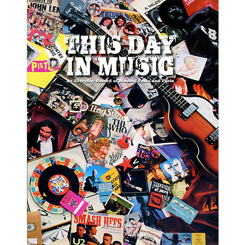 Hal Leonard This Day In Music - An Everyday Record Of Musical Feats And Facts-thumbnail