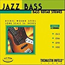 Thomastik JF344 Flatwound Long Scale 4-String Jazz Bass Strings