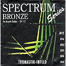 Thomastik SB112 Spectrum Bronze Acoustic Strings Medium-Light