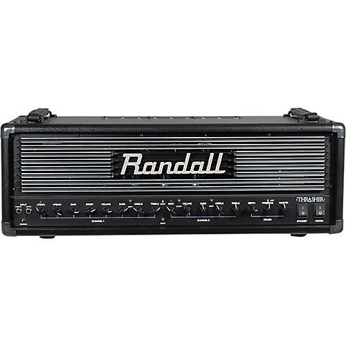 Randall Thrasher 120W 4-Mode All-Tube Amplifier Head-thumbnail