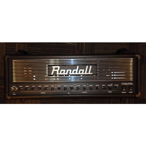 Randall Thrasher 120W Tube Guitar Amp Head-thumbnail