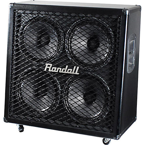 Randall Thrasher 412a Oversized 400W 4x12 Angled Cabinet