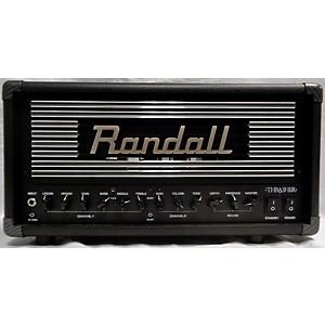 Pre-owned Randall Thrasher 50 Tube Guitar Amp Head by Randall