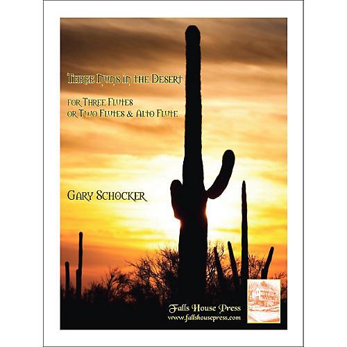 Theodore Presser Three Nuns In The Desert (Book)-thumbnail