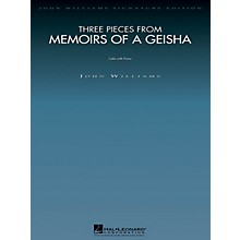 Hal Leonard Three Pieces from Memoirs of a Geisha John Williams Signature Edition - Strings Series by John Williams