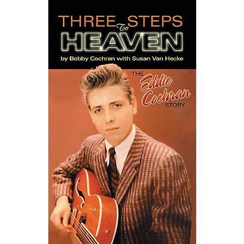 Hal Leonard Three Steps to Heaven: The Eddie Cochran Story (Book)-thumbnail