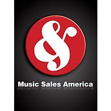 Music Sales Three's a Crowd: Junior Book B Flute Music Sales America Series