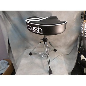 Pre-owned Crush Drums and Percussion Throne Drum Throne