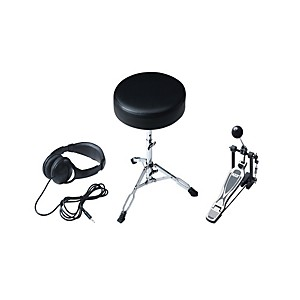 KAT Percussion Throne Pedal and Headphone Expansion Pack