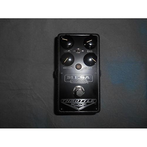 Mesa Boogie Throttle Box Effect Pedal-thumbnail