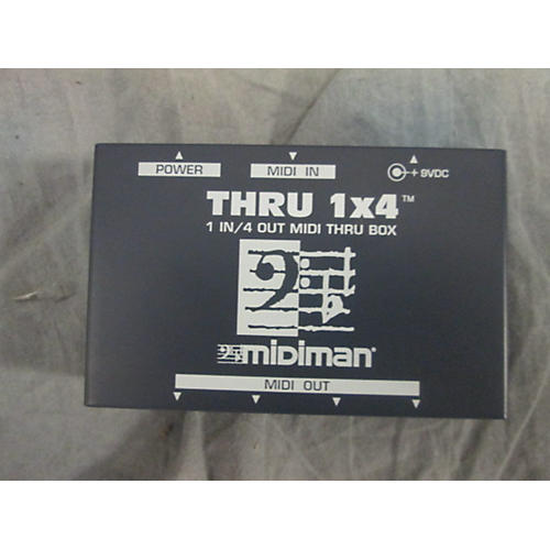 Midiman Thru 1x4 MIDI Interface