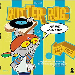 Thud Rumble Butter Rug Slipmat Pair (BTR002)
