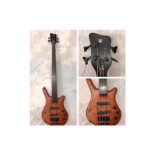 Warwick Thumb 4 String Neck Thru Electric Bass Guitar
