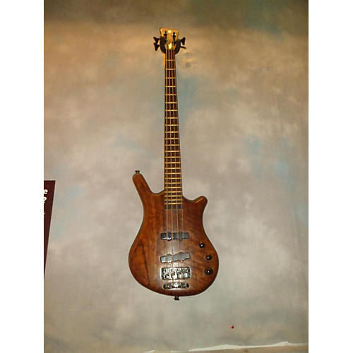 Warwick Thumb 5 String Bolt-On Electric Bass Guitar Natural