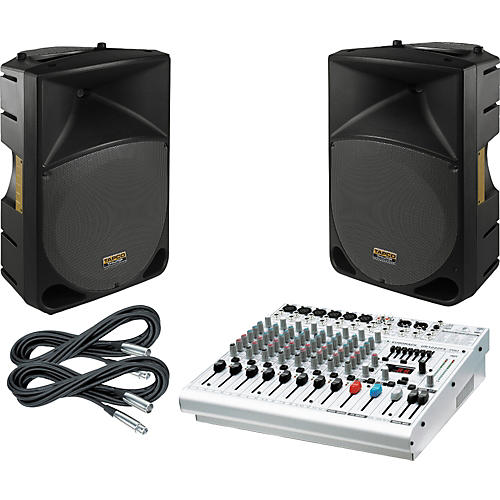 Tapco Thump / UB1222FX PA Package