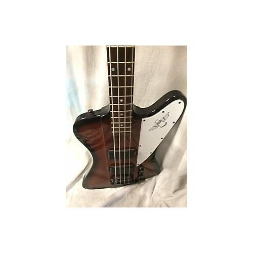 Epiphone Thunderbird IV Electric Bass Guitar Tobacco Burst