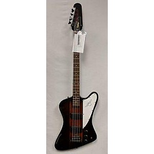 Pre-owned Epiphone Thunderbird IV Electric Bass Guitar by Epiphone